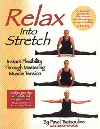 relax into stretch review